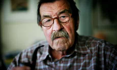 German author Gunter Grass