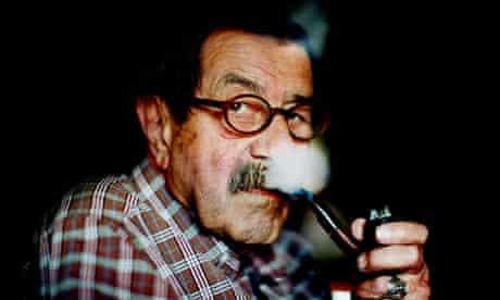 Author Gunter Grass