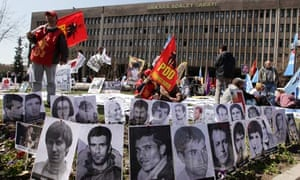 Turkey court protest