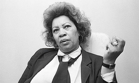 Toni Morrison: 'I want to feel what I feel  Even if it's not