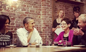 Barack Obama has embraced Instagram but what does the deal tell us about the tech market?