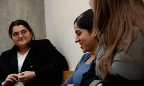 The student mix at London Metropolitan University