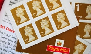 Stamp prices increase