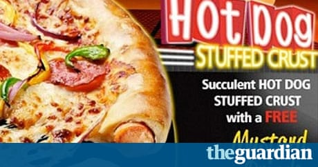 How To Make Hot Dog Stuffed Crust Pizza