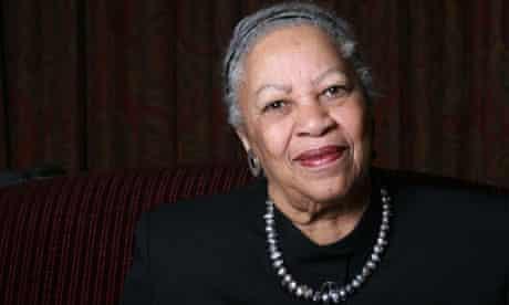 Toni Morrison says the Trayvon Martin case exposes US racism
