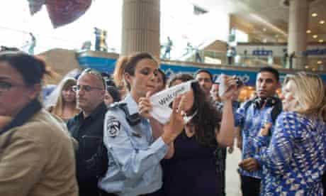 Israeli police arrest