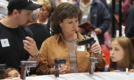 A National Rifle Association convention