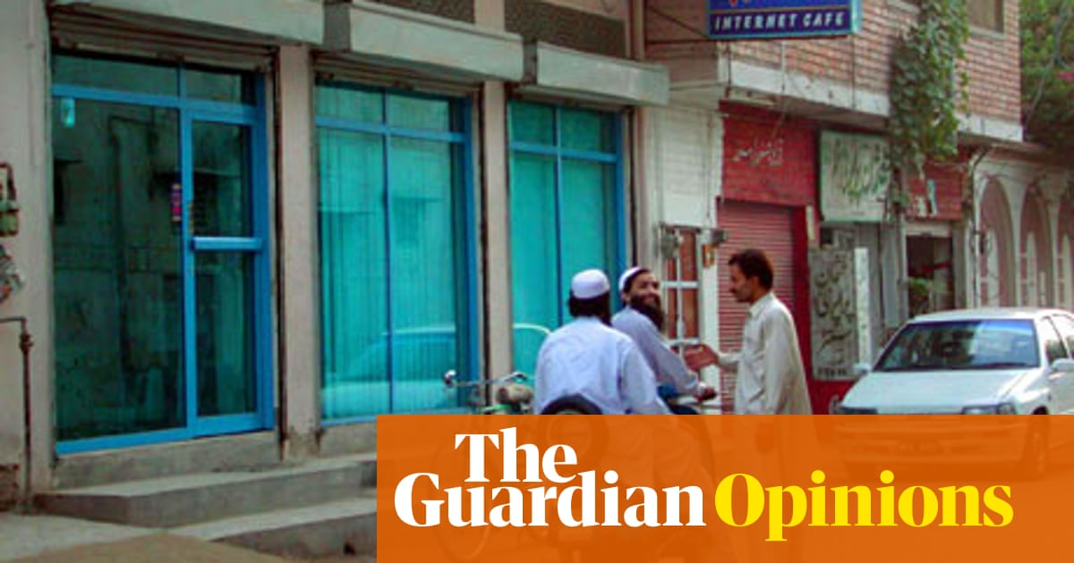 In Pakistan, saying goodbye can be a religious statement | Syed