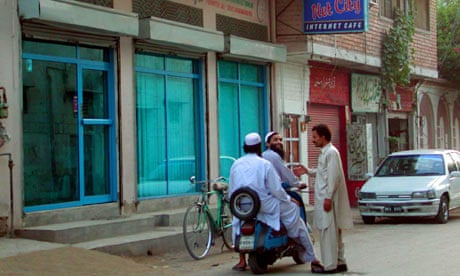 In Pakistan, saying goodbye can be a religious statement