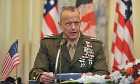 The US commander in Afghanistan, General John Allen, has promised an inquiry into the photos.