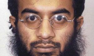 Saajid Badat shoe bomber