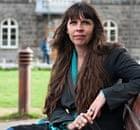Birgitta Jonsdottir, the MP instrumental in Iceland becoming a sanctuary for free speech