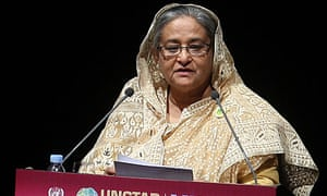 Sheikh Hasina claimed Ilias Ali may be hiding on the orders of his own party.