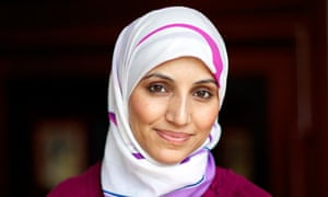 Salma Yaqoob: 'I see myself as part of the Labour movement.'
