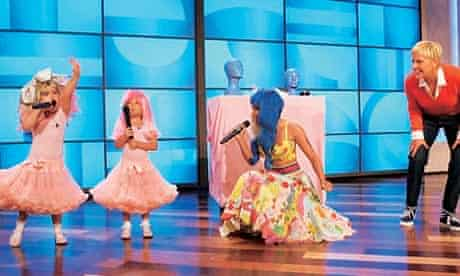 Nicki Minaj Ellen show