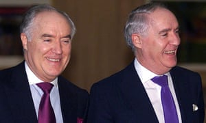 Barclay brothers top Sunday Times Rich List in publishing