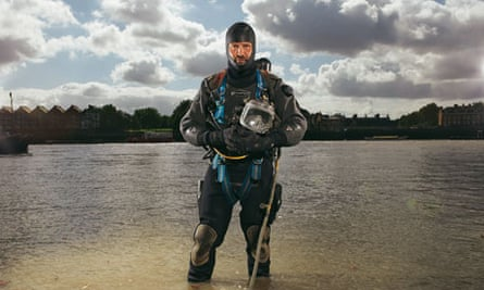 police diver dave clifford