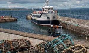 Harbour at John O'Groats