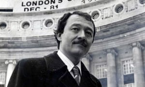 Livingstone as head of the GLC in early 1982.