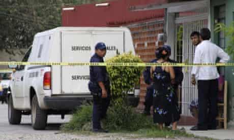 Mexican journalist found dead