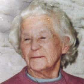Hilda Marchbank who was found murdered at her home in Royton, near Oldham