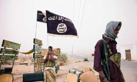 Al-Qaida affiliated fighters in Yemen