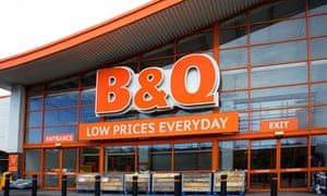 B&Q has been criticised for the unsustainability of their soil