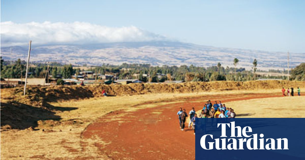 The Ethiopian town that's home to the world's greatest runners