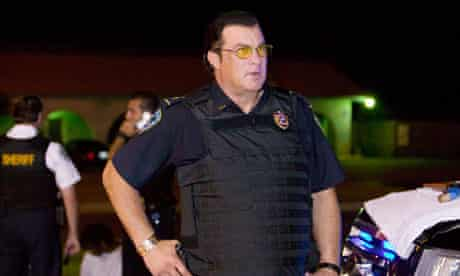 Prepare To Be Mindblown The New Face Of Us Border Patrol Is A Semi Automatic Toting Steven Seagal Steven Seagal The Guardian