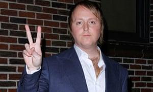 James McCartney, son of Paul.