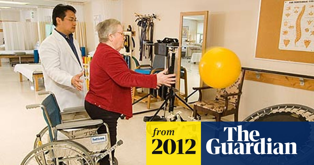 Stroke survivors 'missing out on recovery services'   Society   The