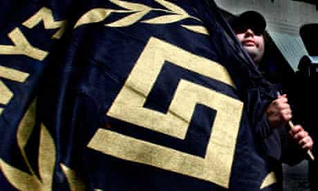 Golden Dawn party  in athens
