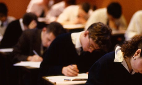 Do you think UK GCSEs and A levels are getting easier?
