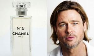 Chanel No5 and Brad Pitt