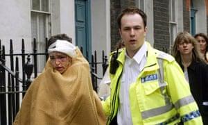 7 July London bomb attack survivor