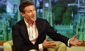 Lord Coe defends laws protecting Olympic sponsors on the Andrew Marr Show.