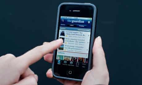 iphone news Guardian