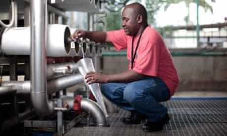 SabMiller worker brewery worker