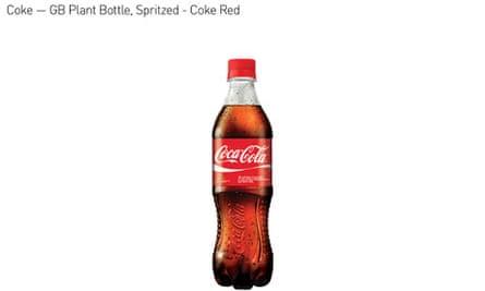 Coca-Cola's PlantBottle