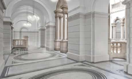 Tate Britain Millbank Project