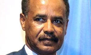 President Afwerki
