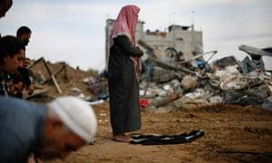 Samouni family in Gaza