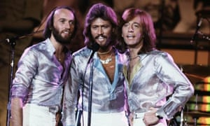 fdacb249c63e2 The Bee Gees embodied the decade of hardcore glamour for men ...