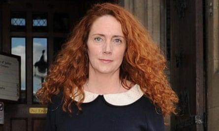 Rebekah Brooks leaves the Leveson inquiry, 11 May 2012