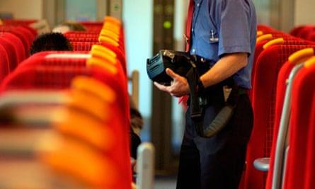 ticket inspector
