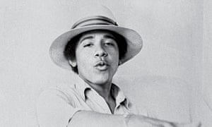 Barack Obama The College Years