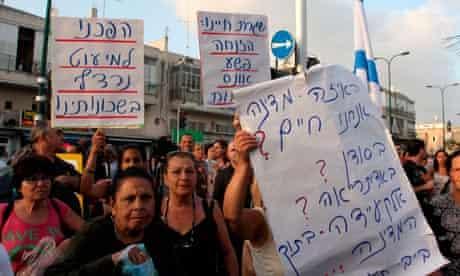 Tel Aviv race demonstrations