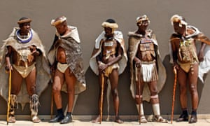 Traditional leaders, South Africa