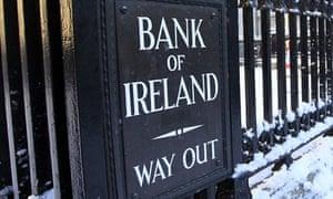 ireland debt bank