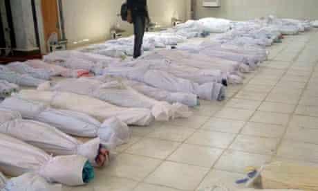 dead houla syria